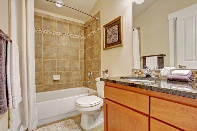 Custom Shower Tile Installation Project